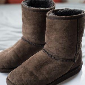 Ugg Australia Classic Short Boot Brown